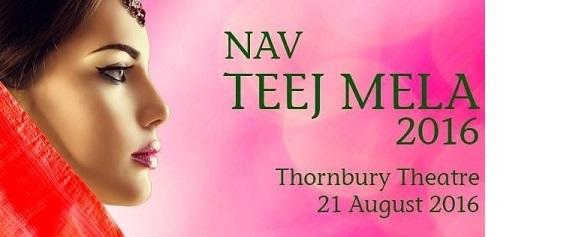 NAV Teej Banner 2016
