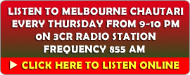 Listen Melbourne Chautari