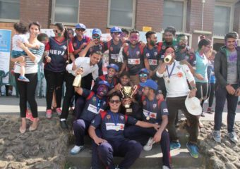 EEVS NAV Cricket Tournament Concludes
